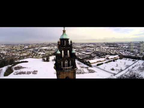 Glasgow: Ruchill Hospital Water Tower