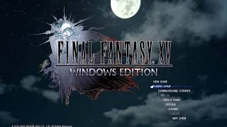 Review My Favorite Games (Final Fantasy XV PC)
