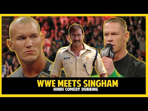 WWE Funny Dubbing | WWE Meets Bollywood |...