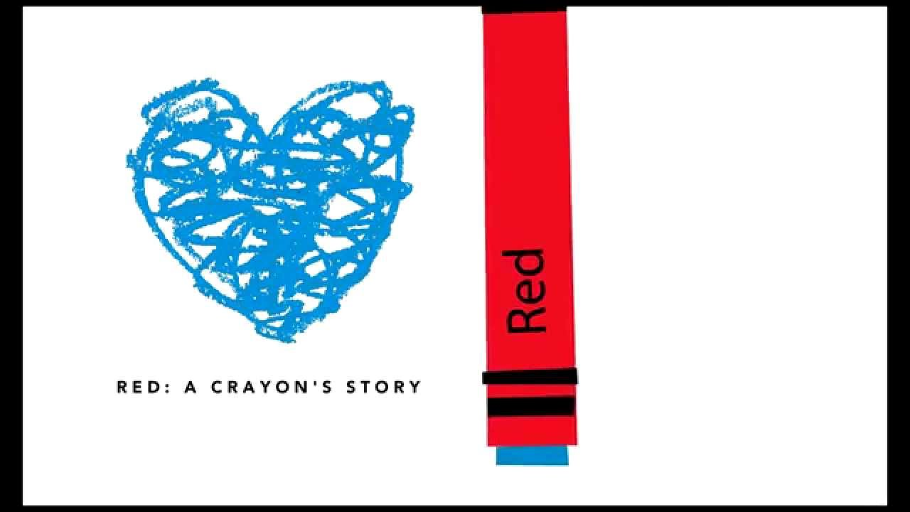 book trailer red a crayon s story youtube