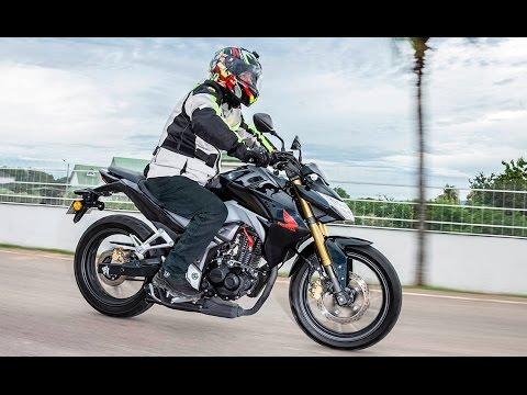 Prueba Honda CB 190R