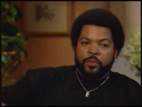 """""""Gangsta Rap Made Me Do It"""" star Ice Cube on his career"""