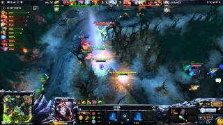Navi vs Alliance - Game 2 (Dota 2 Asia Championships - Europe Qualifier) - Zyori & Merlini