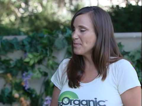 The Biggest Loser grow organic vegetables garden Los Angeles