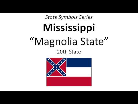 State Symbols Series - Mississippi