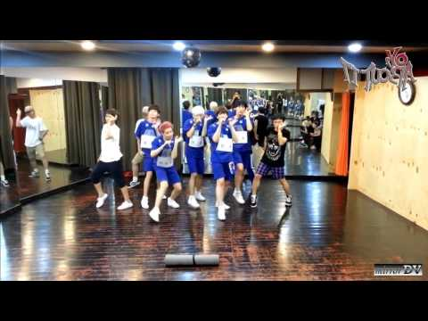Double A (AA) - OK About It (dance Practice) MirrorDV