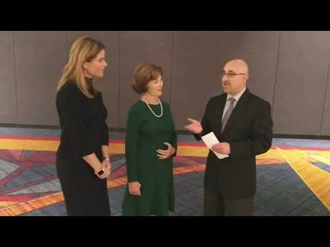 Interview with Laura Bush and Jenna Bush Hager
