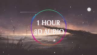 (1 HOUR) Kodaline - High Hopes (8D Audio) 🎧