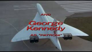 The Concorde Plane   Full Movie 1979 (action Disaster)