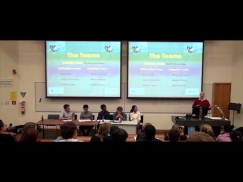 IPENZ 2013 Debate - Great Scott!  Intelligent Transport Systems: Gift or Gimmick