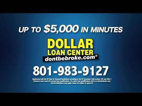 $5,000 Signature Loans - Utah | DLC YouTube