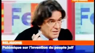 Luc Ferry Sionisme, Khazars et invention du peuple juif par Shlomo Sand
