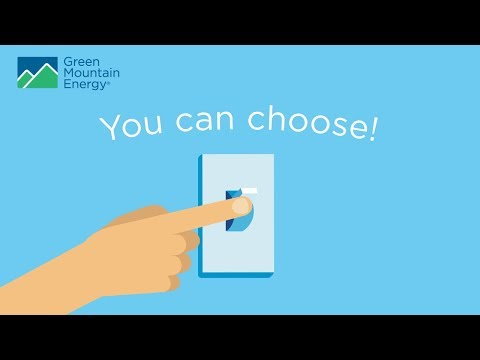 Green Mountain Energy: Your Power. Your Choice.