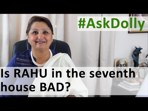 Ask Dolly: Does Rahu in 7th House Cause Relationship Problems With