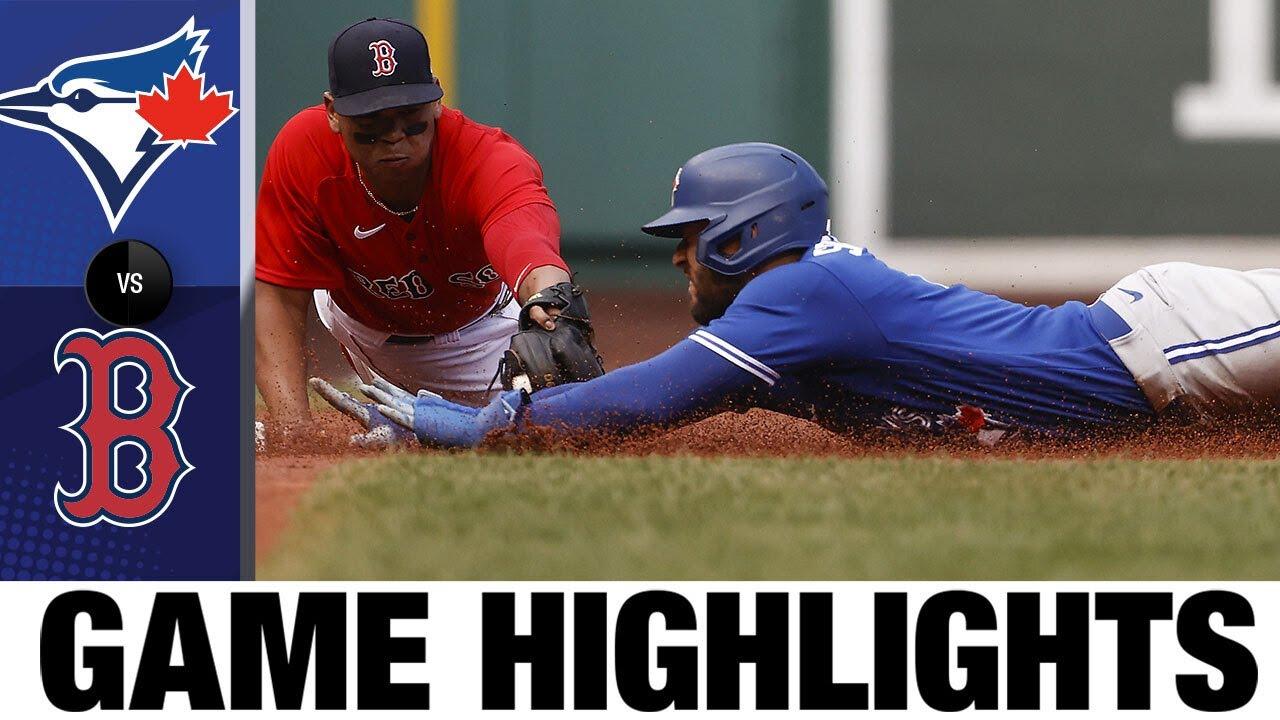 Download Blue Jays vs. Red Sox Highlights (7/28/21) | MLB Highlights