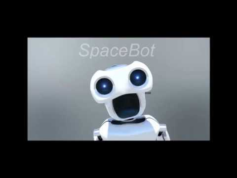 Как работает программа  SpaceBot  Людмила Мовченюк