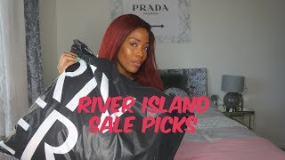 River Island Sale Haul / unboxing / try on