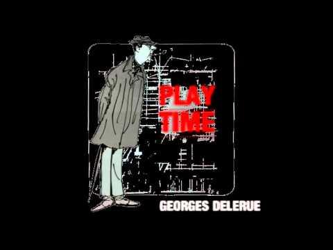 "Georges Delerue - Maquette inédite pour ""PLAY TIME"" (1967)"