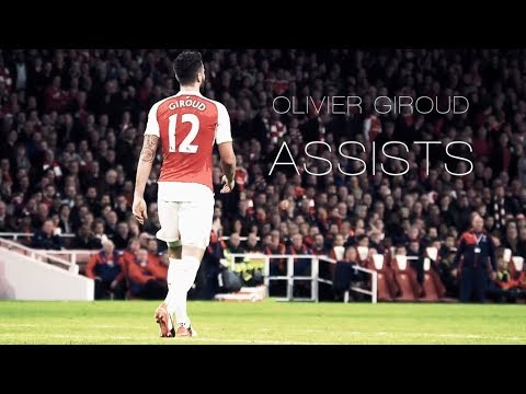 Olivier Giroud - Assists