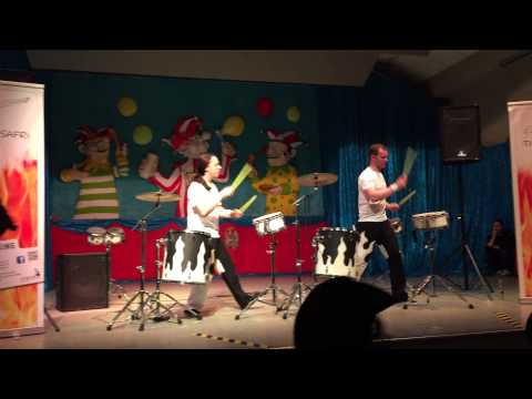 The Real Safri Feuershow in Wehr (Eifel) 2015