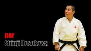 Formes spécifiques de morote-seoi-nage par Shinji Hosokawa (8e dan)