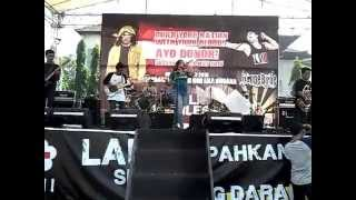 AT MOST FEAR - Sesal live @Gor Lila Bhuana Bali