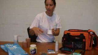 Contact Sports Advanced First Aid Kit