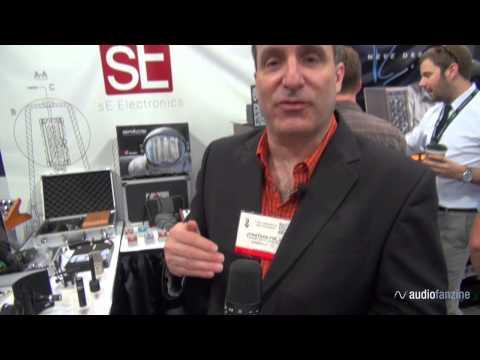 [AES] SE Electronics X1 Microphones