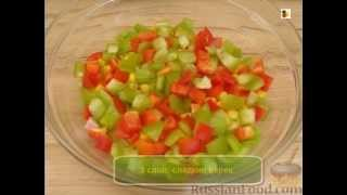 Рецепт салата  Салат Неаполь