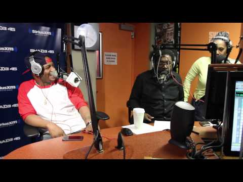 AZ and Questlove Freestyle Collaboration on Sway in the Morning