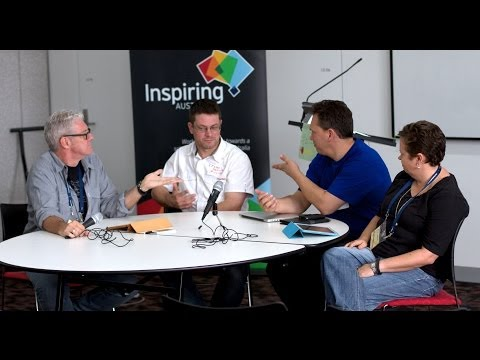 Gov 2.0 Radio Podcast - Barcamp Canberra