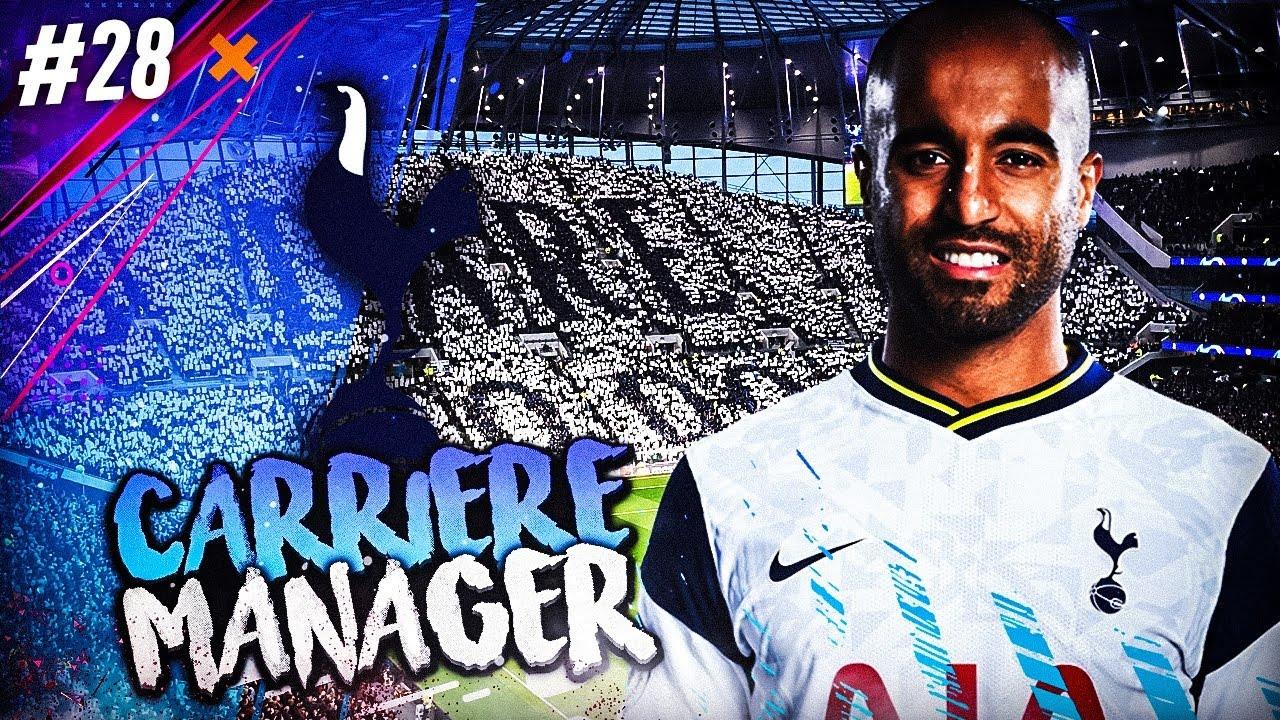 FIFA 21 | CARRIÈRE TOTTENHAM : MOMENT DE VERITE EN C1 ! #28 [PS5]