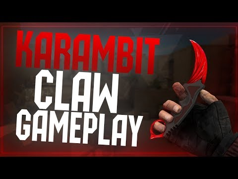 Karambit Claw Gameplay  - Геймплей | STANDOFF 2