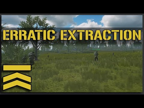 Erratic Extraction - Squad Operation: Fish Hook 1-Life Event Platoon Leader Full Match
