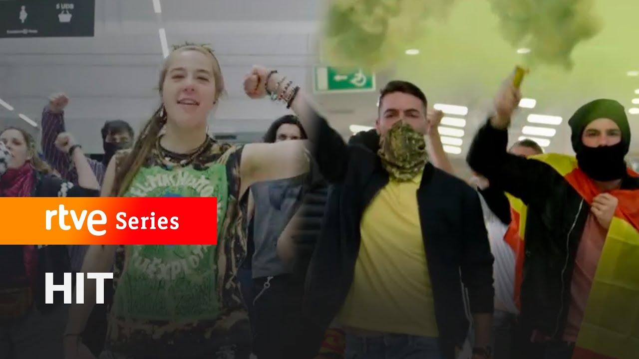 Download HIT: Disturbios en el centro comercial #HIT1 | RTVE Series
