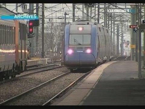 Quelle Gare Pour Le Train Clermont-Paris ?
