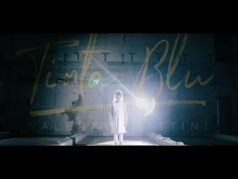 VALERIA FRATTINI // Tinta Blu // Official Video