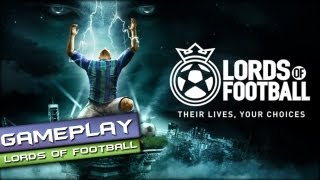 Lords of Football Gameplay PC HD