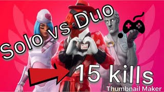 🔴Fortnite love tournament win! 15 kills Solo vs Duo. Code Créateur:Rapix-YT