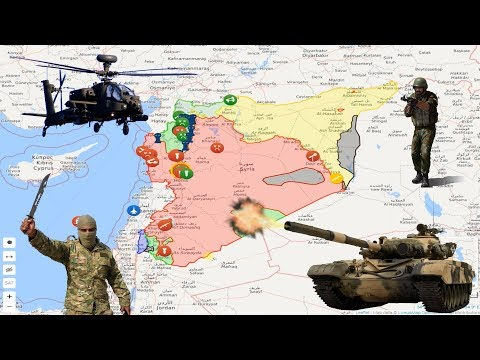 The geopolitics of the Syrian war (03 May 2018)