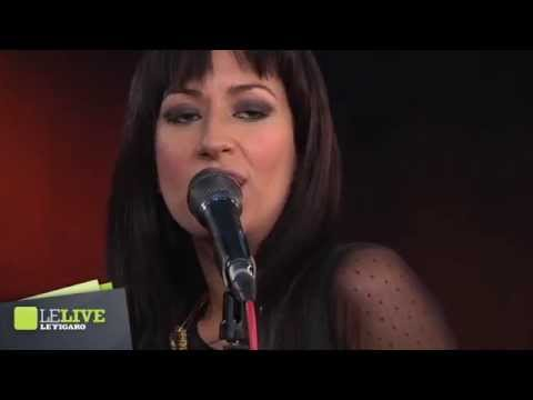 Ana Moura - Desfado - Le Live
