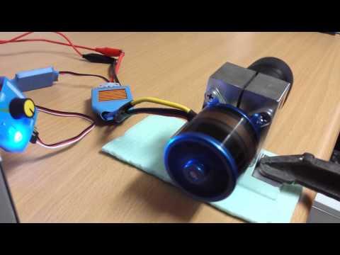 Testando motor turnigy 450 h2218 brushless outrunner for Understanding brushless motor kv