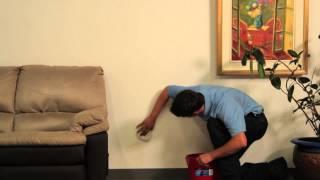 comment nettoyer humidité mur