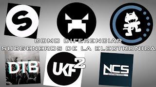 Nuevos SubGeneros de la Electronica | NolyAnimeID