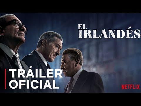 El Irlandés   Tráiler oficial   Netflix