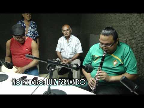 URUBU MALANDRO-GILTÁCIO-SOLO DE CLARINETE NO PROGRAMA BRASILEIRINHO