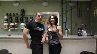 Ягодичные мышцы с Михаилом Дьяконовым и Викторией Безкоровайной