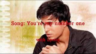 enrique iglesias - you