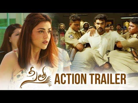 Sita Action Trailer | 4K | Teja | Sai Sreenivas Bellamkonda, Kajal Aggarwal | Anup Rubens