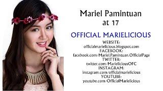 happy 17th birthday mariel pamintuan